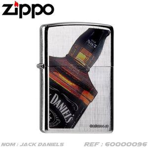 BRIQUET Briquet Zippo Jack Daniels avec coffret - Nr : 600