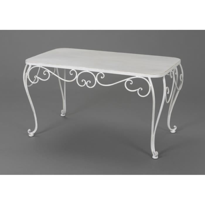 Table basse rectangulaire double pied amadeus achat for Table basse amadeus