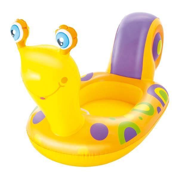 Bestway bateau enfant escargot 163 x 66 cm achat vente jeux de piscine - Bateau gonflable enfant ...