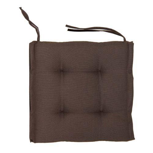 coussin pour fauteuil de jardin 40 x 40 cm achat. Black Bedroom Furniture Sets. Home Design Ideas