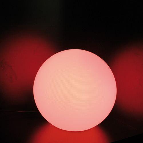 Lampe poser sph re 30cm achat vente lampe poser for Lampe halogene a poser