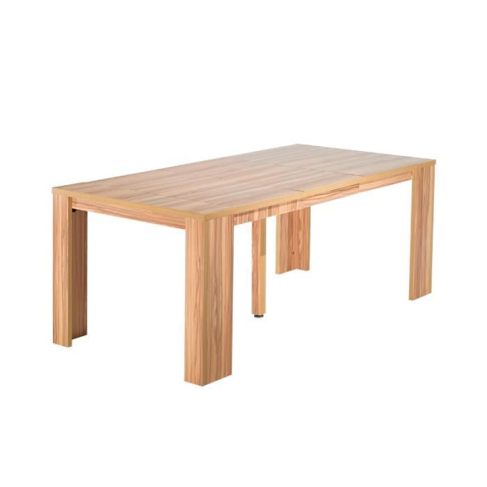 Table console extensible switch 10 couverts ch ne achat for Table 10 couverts