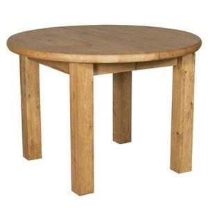 table manger ronde achat vente table manger ronde pas cher les soldes sur cdiscount. Black Bedroom Furniture Sets. Home Design Ideas