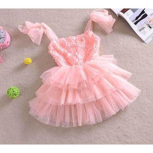 Robe ceremonie fille 6 ans achat vente robe ceremonie for Fille fleur robes mariage