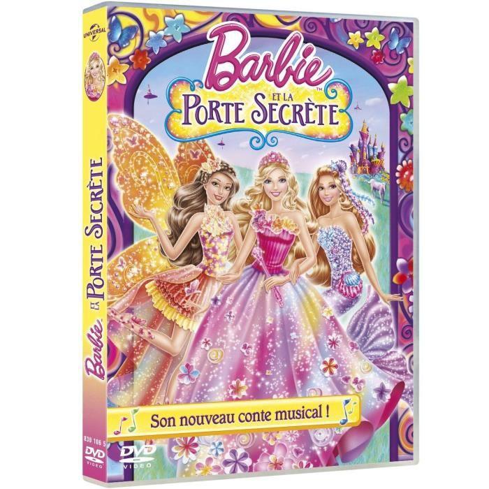 dvd et la porte secrete en dvd dessin anim 233 pas cher ashleigh chanelle peloso