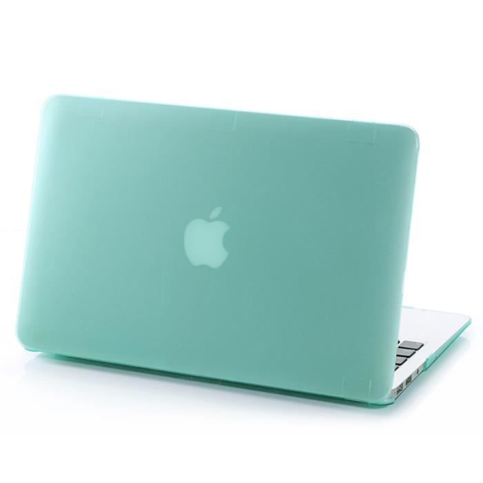 Housse macbook air 13 subway translucide shell solide for Housse macbook air 13