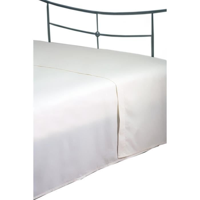 Linge de lit parure de drap belledorm drap plat 50 achat - Drap plat lit 1 personne ...