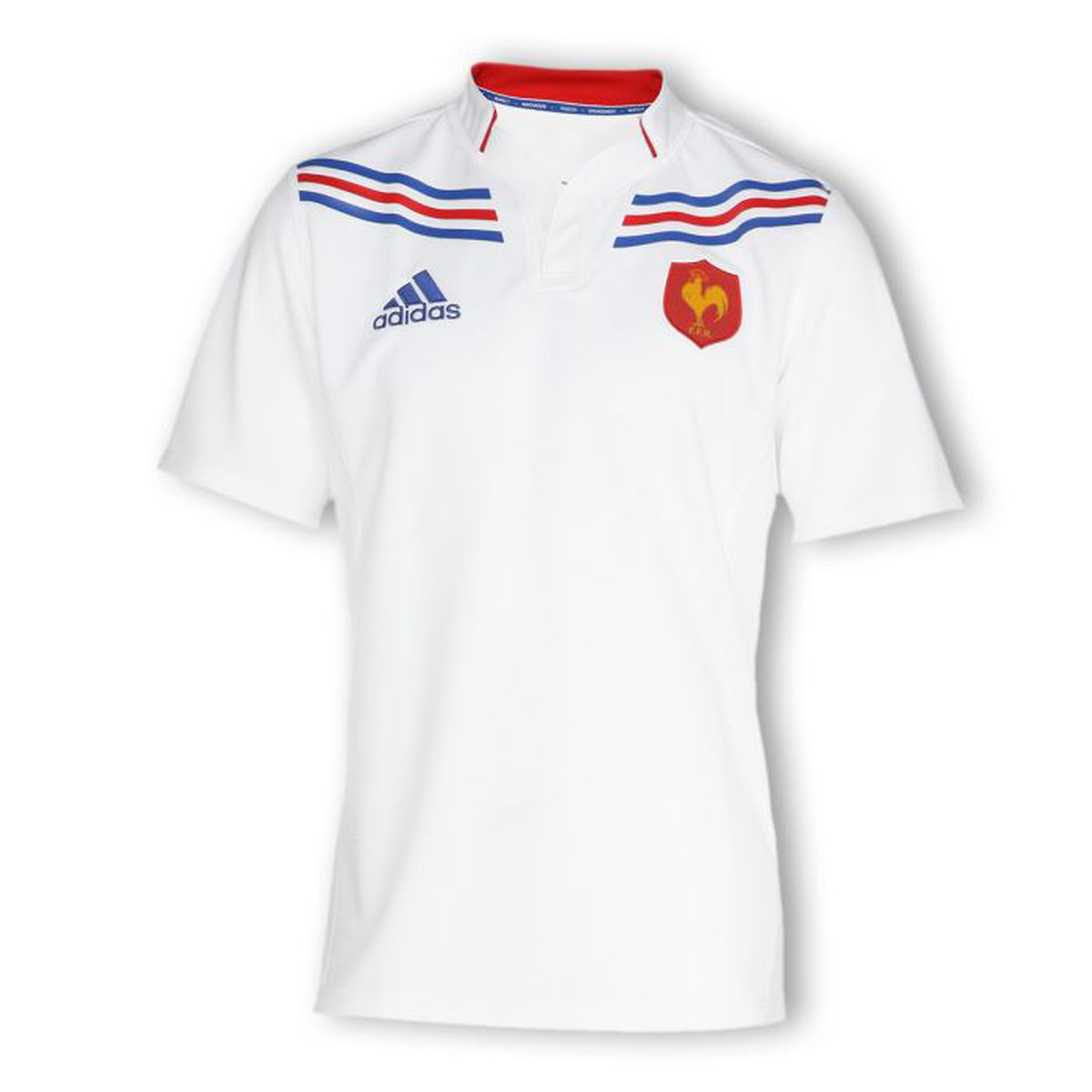 MAILLOT - POLO DE SPORT ADIDAS Maillot XV France Rugby Homme