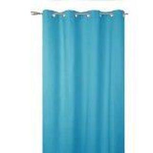 rideau occultant bleu achat vente rideau occultant bleu pas cher soldes d hiver d s le. Black Bedroom Furniture Sets. Home Design Ideas