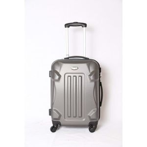 VALISE - BAGAGE Valise trolley taille cabine 4 roues 50cm