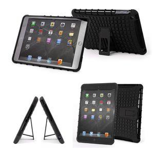 COQUE - HOUSSE Coque enfant noire pour tablette Apple iPad Mini 3