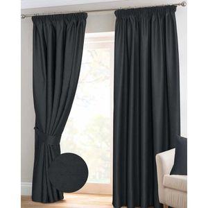 rideau galon fronceur achat vente rideau galon fronceur pas cher cdiscount. Black Bedroom Furniture Sets. Home Design Ideas