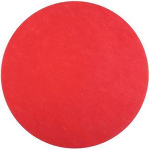 Set de table rond rouge achat vente set de table rond - Set de table rond jetable ...