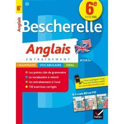 Bescherelle anglais 6e achat vente livre sylvie - Vocabulaire anglais vente pret a porter ...