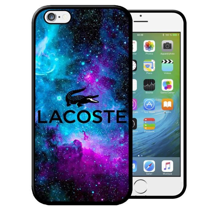Coque Lacoste Iphone  Plus