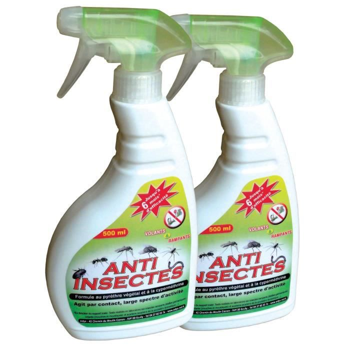 Barriere anti insecte