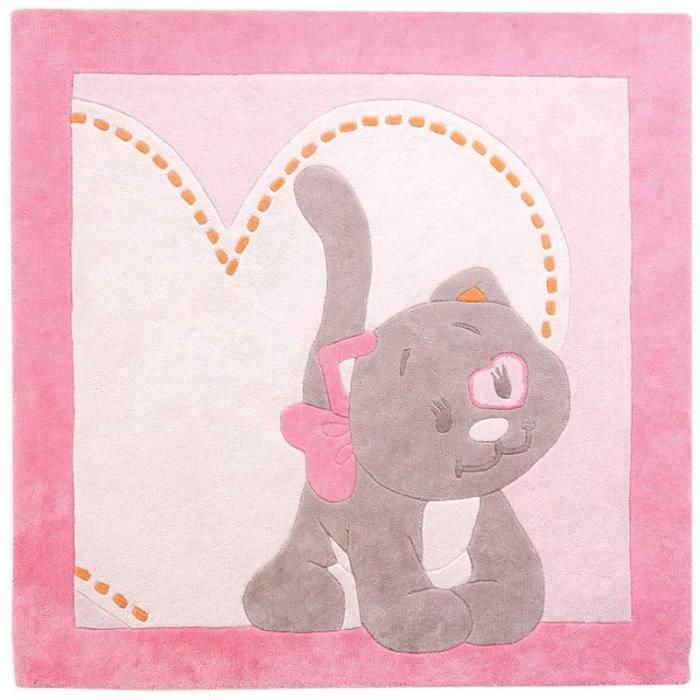 Noukies tapis de coton iris et babette achat vente for Chambre bebe noukies