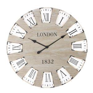 horloge achat vente horloge pas cher les soldes sur cdiscount cdiscount. Black Bedroom Furniture Sets. Home Design Ideas