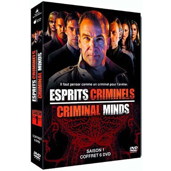 dvd esprits criminels saison 1 en dvd s rie pas cher cdiscount. Black Bedroom Furniture Sets. Home Design Ideas