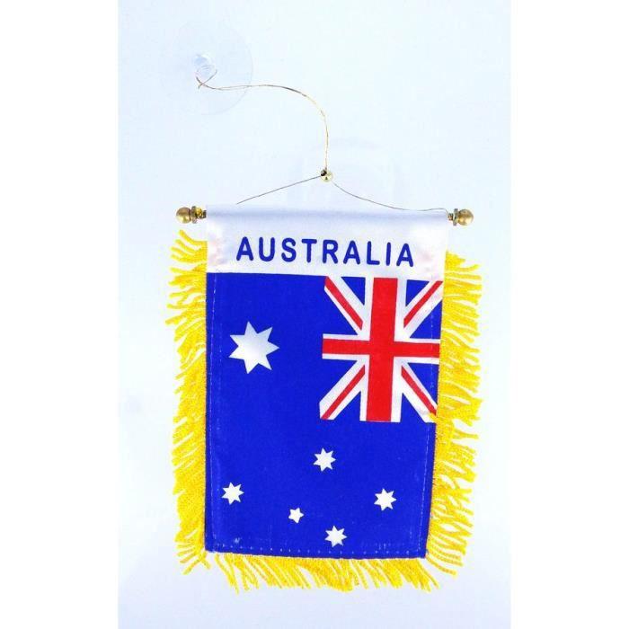 fanion drapeau australie astralien prix pas cher cdiscount. Black Bedroom Furniture Sets. Home Design Ideas