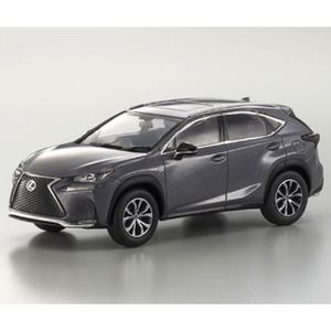 VOITURE - CAMION Kyosho 1/43 Lexus NX200t F SPORTS Gray