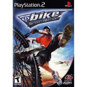 JEU PS2 Bike Street Vert Dirt