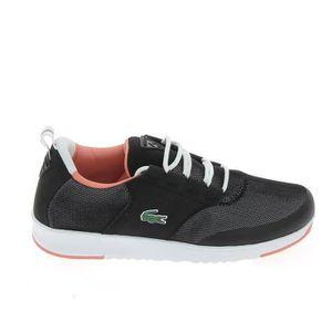 BASKET Basket -mode - Sneakers LACOSTE Light R 117 Noir S