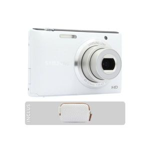 APPAREIL PHOTO COMPACT Appareil Photo Numérique SAMSUNG Pack ST73 blan…