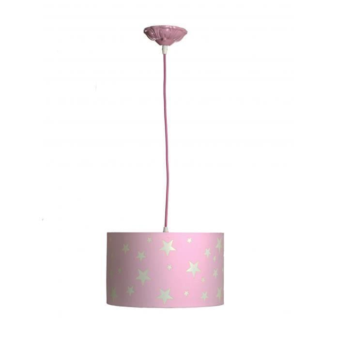 lustre et suspension lampe en suspension fille chambre enfant et bb d