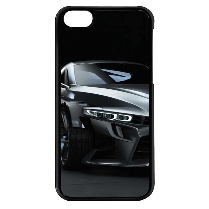coque iphone 5c voiture de sport grise ref 166 achat coque bumper pas cher avis et. Black Bedroom Furniture Sets. Home Design Ideas