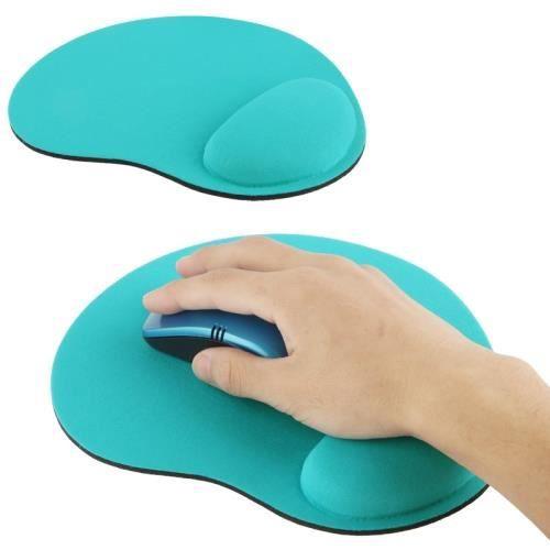tapis de souris en tissus avec repose poignets prix. Black Bedroom Furniture Sets. Home Design Ideas