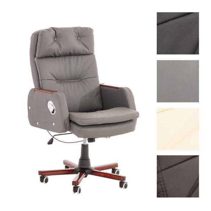 clp fauteuil de bureau indiana assise ergonomique hauteur assise 46 57 cm m canisme d. Black Bedroom Furniture Sets. Home Design Ideas
