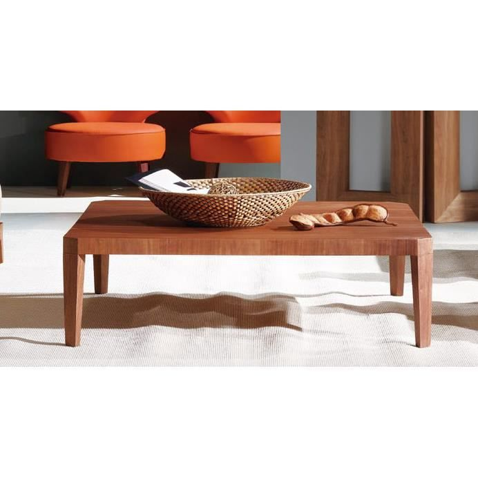 Table basse rectangulaire bois weng achat vente - Table basse wenge rectangulaire ...