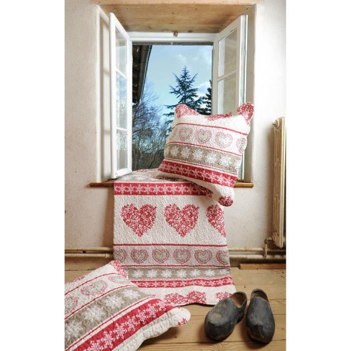 boutis ecru achat vente boutis ecru pas cher les. Black Bedroom Furniture Sets. Home Design Ideas
