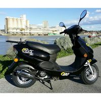 SCOOTER SCOOTER 50CC YIYING YY50QT-00 NOIR NEUF