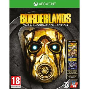 JEUX XBOX ONE Borderlands The Handsome Collection Jeu XBOX One