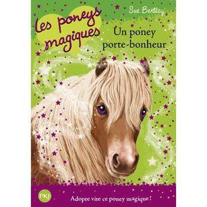 livre 6 9 ans les poneys magiques tome 11