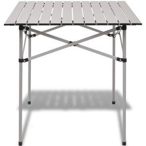 Table pliable achat vente table pliable pas cher for Table exterieur 300