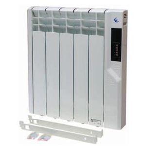 Radiateur aluminium achat vente radiateur aluminium pas cher cdiscount for Radiateur fonte electrique