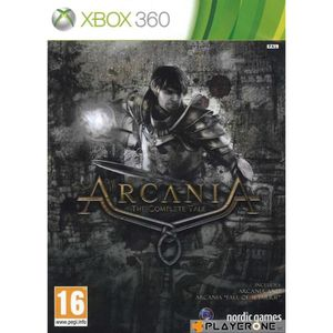 JEUX XBOX 360 Arcania The Complete Tale
