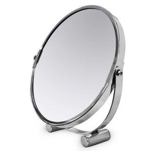 Tatkraft eos miroir de table compact double face d 17 cm for Dormir face a un miroir