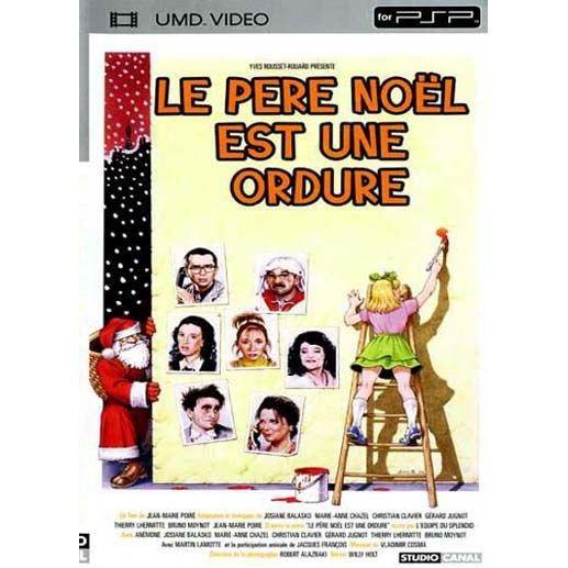 Le Pere Noel Est Une Ordure Glouc : le pere noel est une ordure achat vente umd film le ~ Pogadajmy.info Styles, Décorations et Voitures
