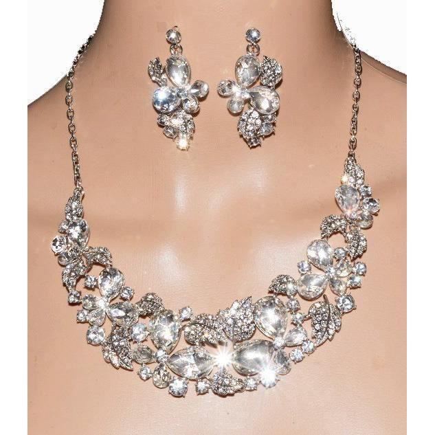 Nettoyer Bijoux Fantaisie Strass : Parure bijoux strass fantaisie soiree achat