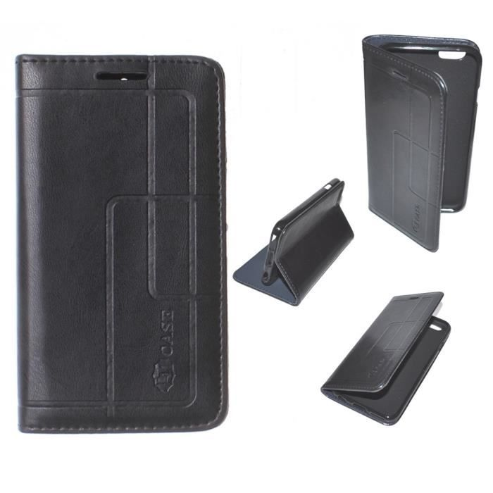 Housse etui coque cuir sony xperia z3 compact achat for Housse xperia x compact