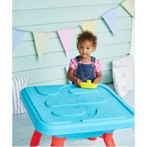 table sable et eau achat vente jeux et jouets pas chers. Black Bedroom Furniture Sets. Home Design Ideas