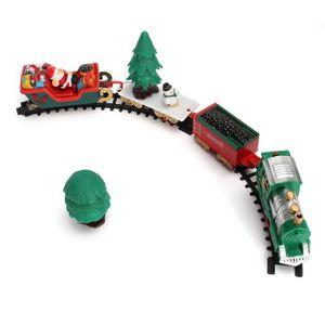 VOITURE - CAMION Jouet Set Enfants Bébé Petit Train Noël Père Arbre