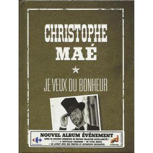 CD LIVRE AUDIO Je Veux Du Bonheur (Edition Collector Ultra Limité