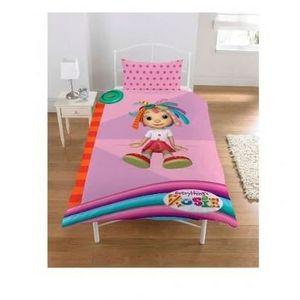 parure de lit pour enfants achat vente parure de lit pour enfants pas cher soldes cdiscount. Black Bedroom Furniture Sets. Home Design Ideas