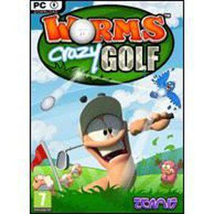 JEUX À TÉLÉCHARGER Worms Crazy Golf