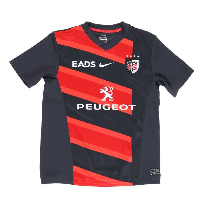 MAILLOT - POLO  NIKE Maillot Rugby Stade Toulousain Garçon